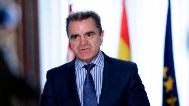 El delegado del Gobierno en Madrid, José Manuel