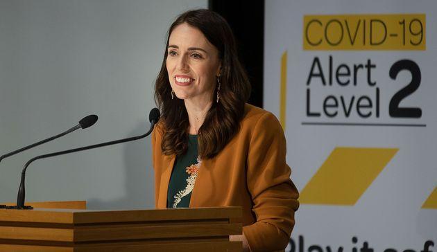 La Première ministre néo-zélandaise Jacinda Ardern a annoncé ce 8 juin que...