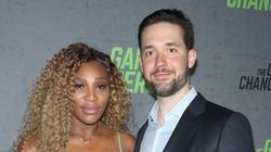 Serena Williams Reacts To Alexis Ohanian's Decision To Step Down From Reddit
