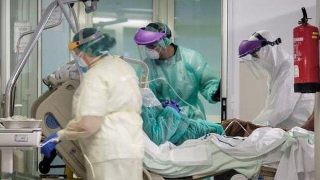 Hospital durante la crisis del
