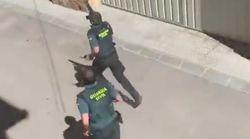 Un Guardia Civil, herido en un tiroteo en