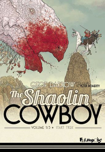Geof Darrow - The Shaolin Cowboy - Ed.