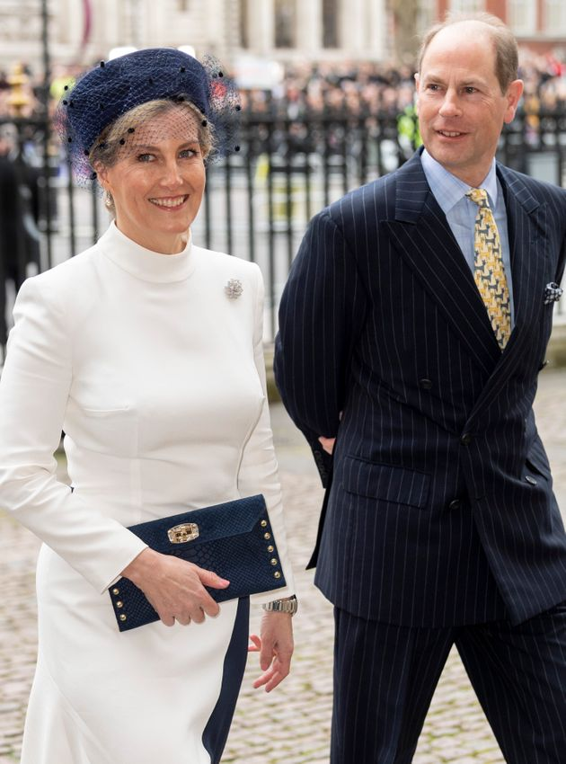 Sophie, Countess of Wessex, spoke out aboutPrince Harry and Meghan Markle in a revealing new
