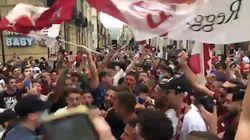 La Reggina promossa in Serie B: festa in strada senza distanziamento né mascherine