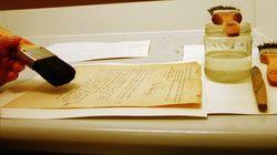 Παγκόσμια Ημέρα Αρχείων: Η συντήρηση του παλιού χαρτιού σε ένα