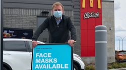 Is Giving Masks Away At Fast Food Drive-Thrus Actually Going To