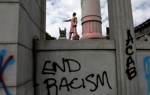 The Fall Of Americas Monuments To Racism