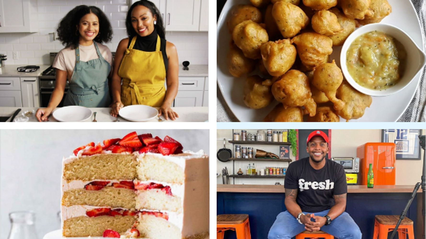 24 Black Food Bloggers And Chefs To Follow On Instagram