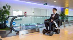 WHILL、羽田空港で世界初の自動運転システム導入