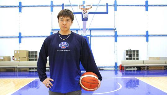 プロバスケ選手と3x3日本代表候補と経営学の大学院生。小林大祐はなぜ3つのキャリアを目指すのか