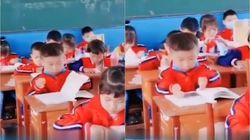 이 어린이가 시험 직전 벼락치기 하는 방법