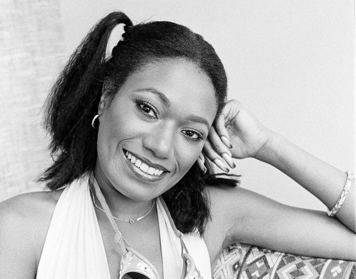 Bonnie Pointer in 1979. The founding member of the Pointer Sisters died of cardiac arrest in Los Angeles on Monday. She was 6