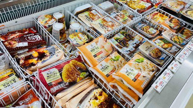 セブン-イレブンの冷凍食品