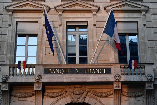 La Banque de France, à