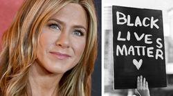 Jennifer Aniston dona 1 milione di dollari per la lotta al