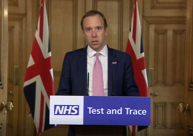 Coronavirus Test And Trace Scheme 'Not Fit' To Help UK Out Of Lockdown, Say