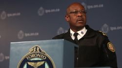 Toronto's 1st Black Police Chief Is Stepping Down This