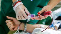 El grupo sanguíneo que tiene menos probabilidades (y el que más) de sufrir el