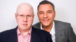 David Walliams And Matt Lucas Issue Apologies Over Little Britain