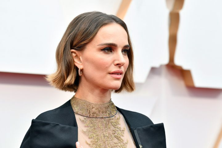 """Natalie Portman adds her voice to the movement to defund the police, saying """"the system that makes me feel comfortable is wro"""