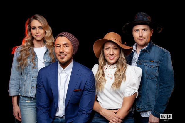 Colbie Caillat & Gone West's debut album is called