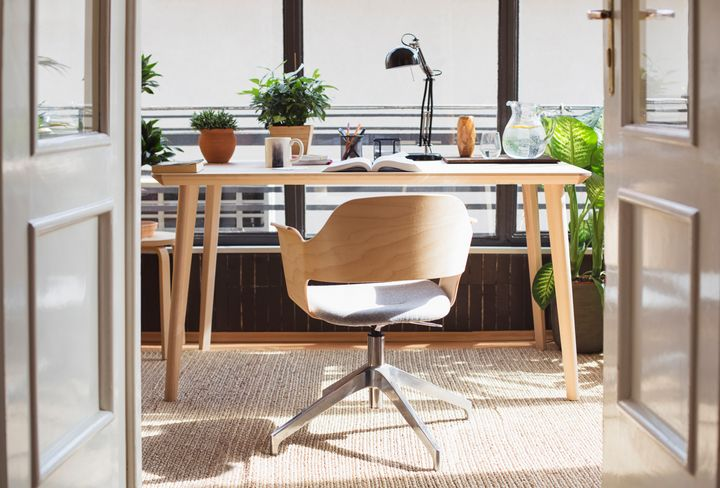 Need to upgrade your work-from-home setup this Prime Day? We found deals on office chairs, monitors, standing desks and more.