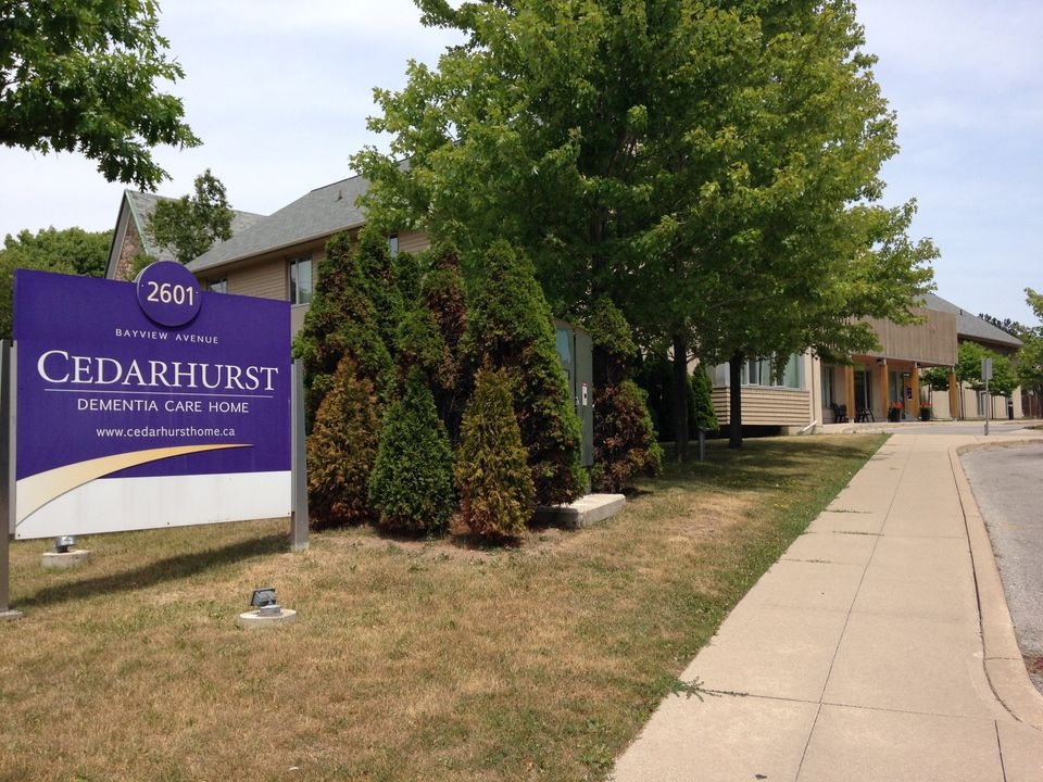 Cedarhurst Dementia Care Home in Toronto is a smaller home for people living with dementia that focuses...
