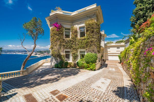L'ancienne villa de James Bond à Nice est en