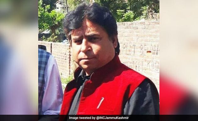 Ajay Pandita, a village chief in Jammu and Kashmir, was shot dead by suspected militants in Anantnag...
