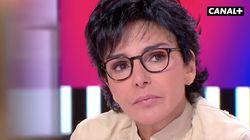 Rachida Dati émue aux larmes en revenant sur la mort de Zyed et