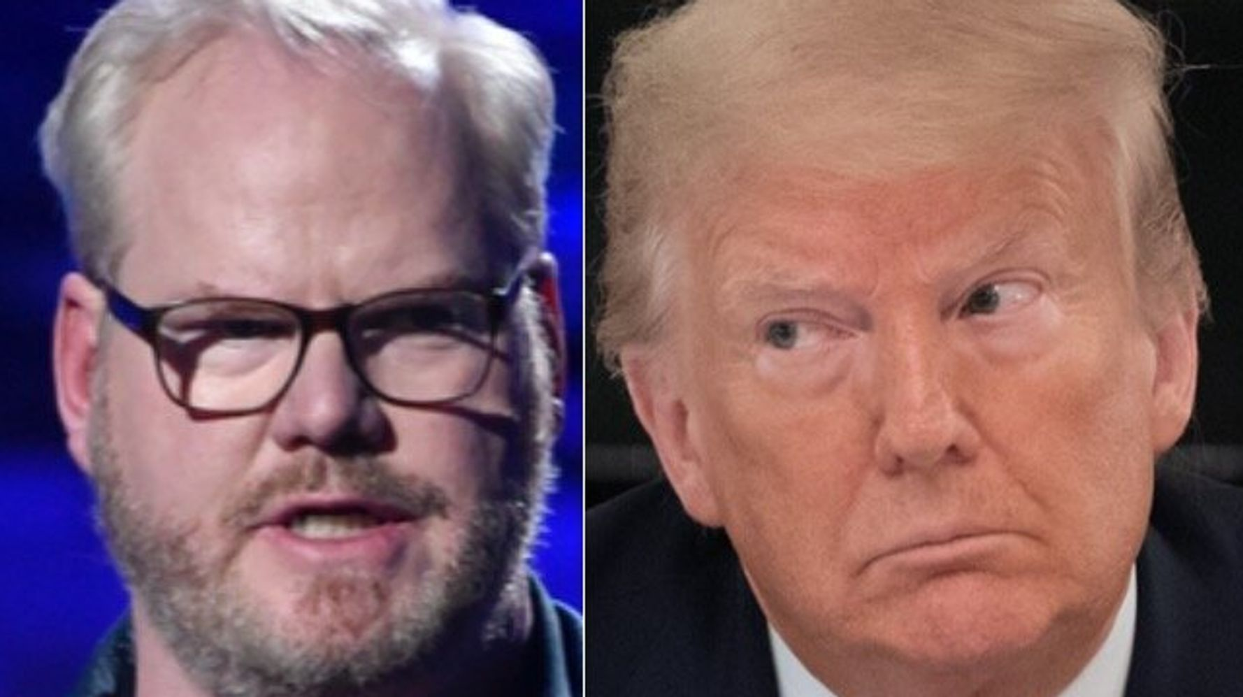 Comic Jim Gaffigan Strikes Back With 1 Simple Test For Trump Voters