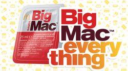 Vous pouvez maintenant manger vos nuggets (ou vos légumes) avec la sauce Big