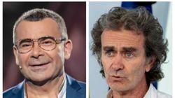 Jorge Javier Vázquez nombra a Fernando Simón (para bien) y da la noticia personal más
