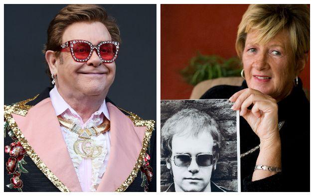 Elton John; Linda