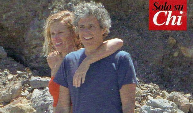 Alessia Marcuzzi e il marito Paolo