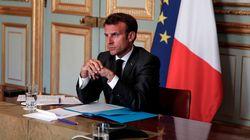 Sur la police, Macron dénonce les