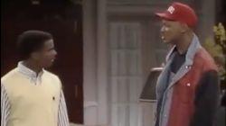 Esta escena de 'El Príncipe de Bel-Air' se vuelve viral en plena polémica sobre el racismo en las