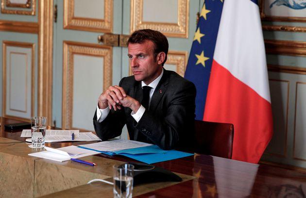 Emmanuel Macron s'adressera aux Français dimanche 14 juin à