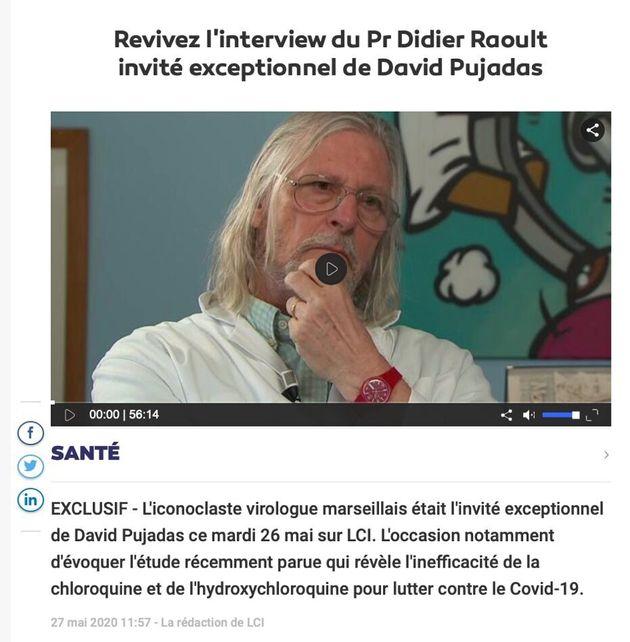 Le vrai problème Raoult: quand les médias transforment la science en