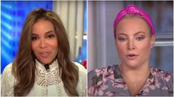 View Host Has No Time For Meghan McCain's 'Gone With The Wind'
