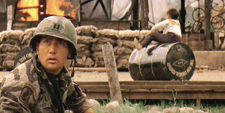 """Martin Sheen in """"Apocalypse Now."""""""