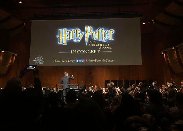"""Este ano, em seu aniversário, Dana Aliya Levinson assistiu a uma sessão de """"Harry..."""