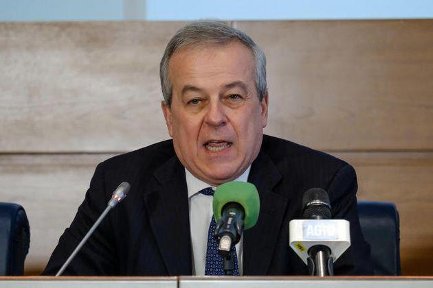 Il presidente del Consiglio Superiore di Sanità Franco