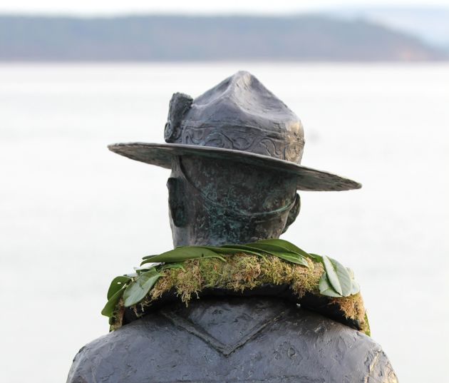 Statue Of Scouts Founder Robert Baden-Powell To Be Removed Over 'Public Disorder'