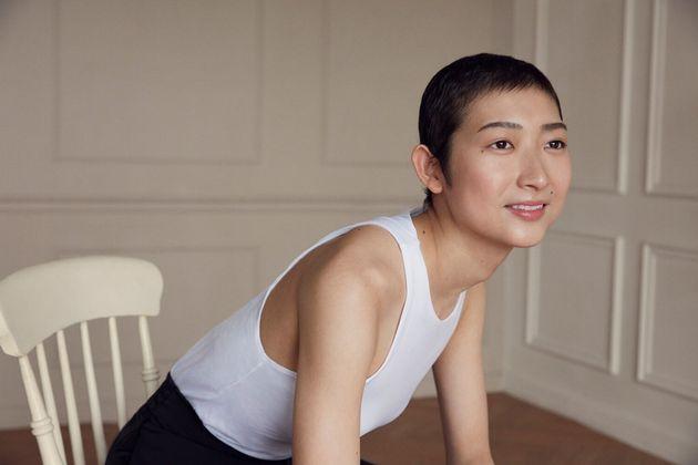 池江璃花子さん「強さと、しなやかさの中に宿る美」