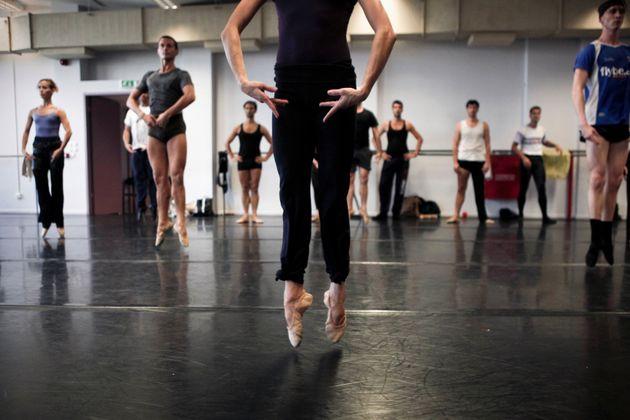 Χορευτές του Μπαλέτου...