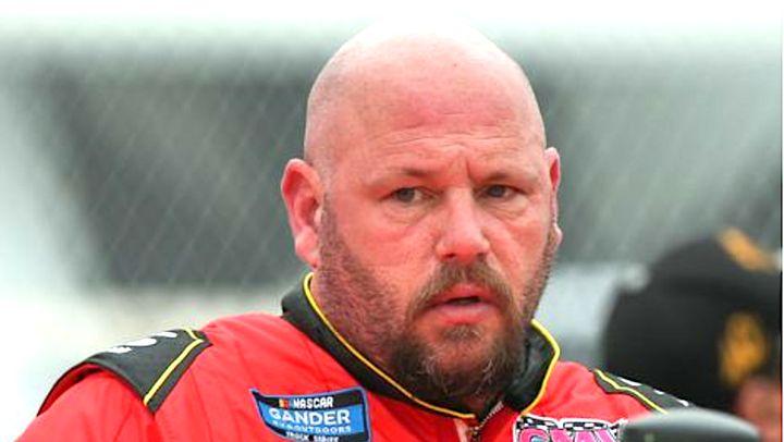 "Ray Ciccarelli accused NASCAR of ""political BS!"""