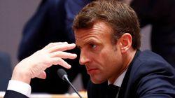 L'Elysée dément que Macron ait envisagé un scénario de