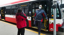 Ontario Wants Public Transit Riders To Wear A