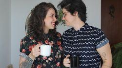 O amor LGBT em tempos de pandemia: Como estes 4 casais estão cultivando o afeto na